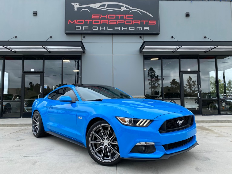 Used 2017 Ford Mustang GT for sale $27,250 at Exotic Motorsports of Oklahoma in Edmond OK