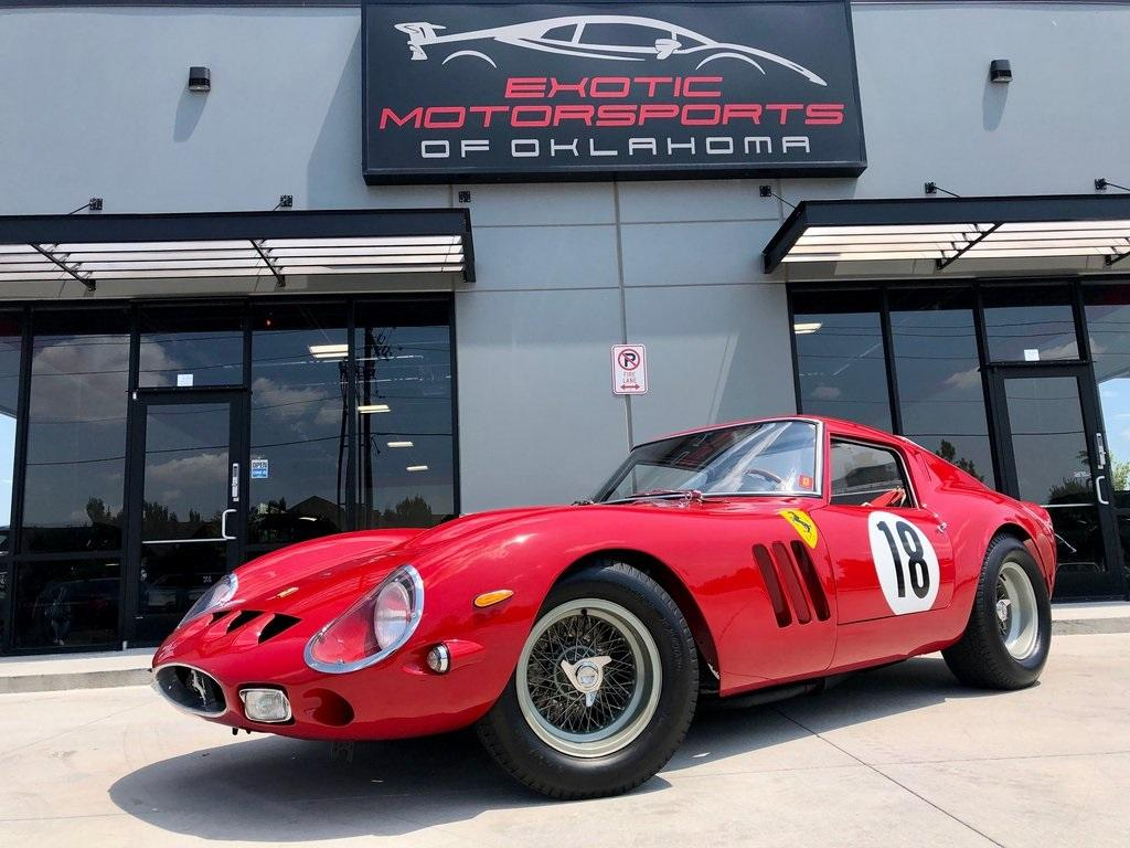 Used 1964 Ferrari 250 Gt Lusso For Sale 825 000 Exotic Motorsports Of Oklahoma Stock C321