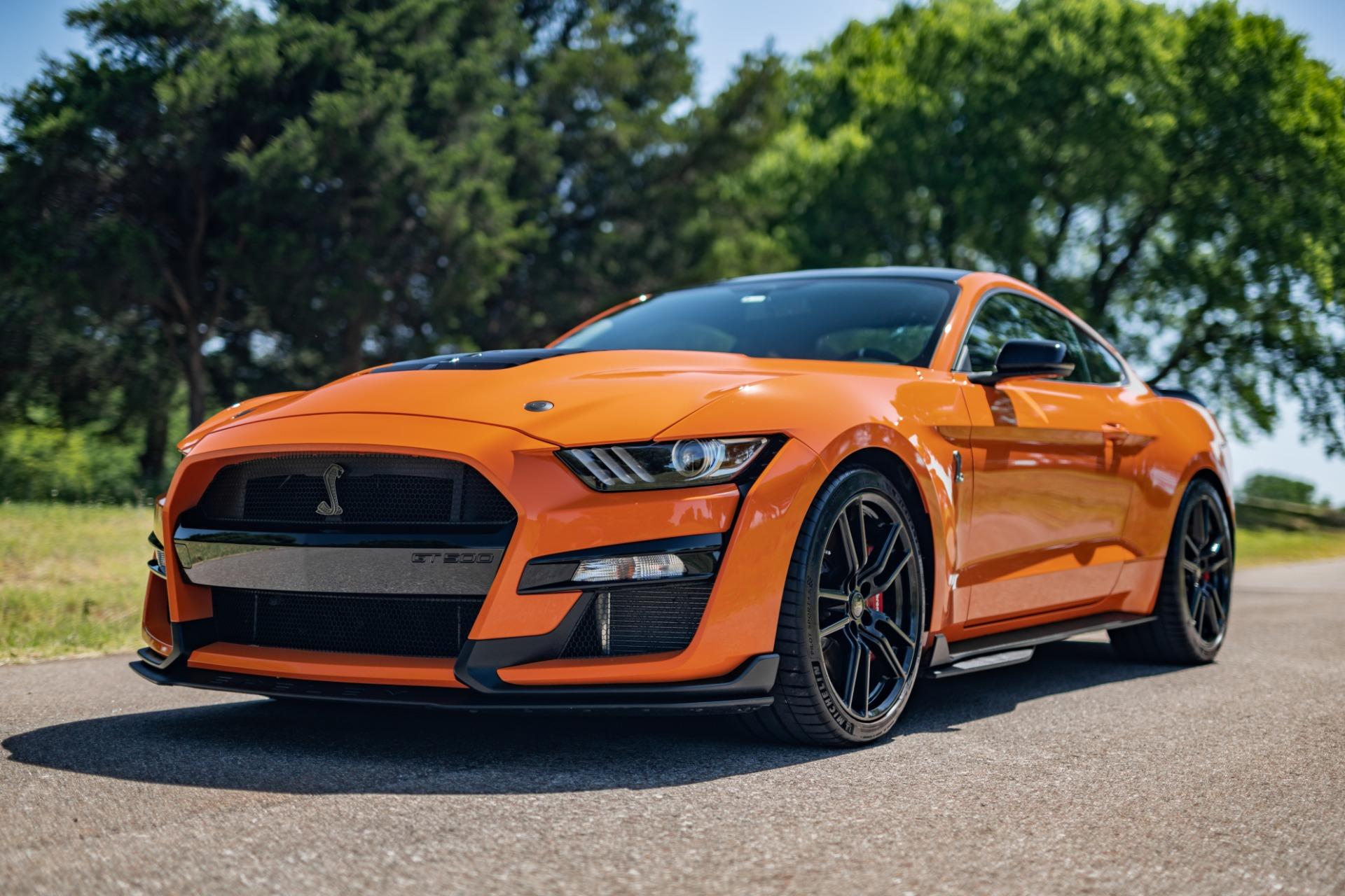 Used 2020 Ford Mustang Shelby GT500 For Sale ($92,495) | Exotic Motorsports of Oklahoma Stock #C324