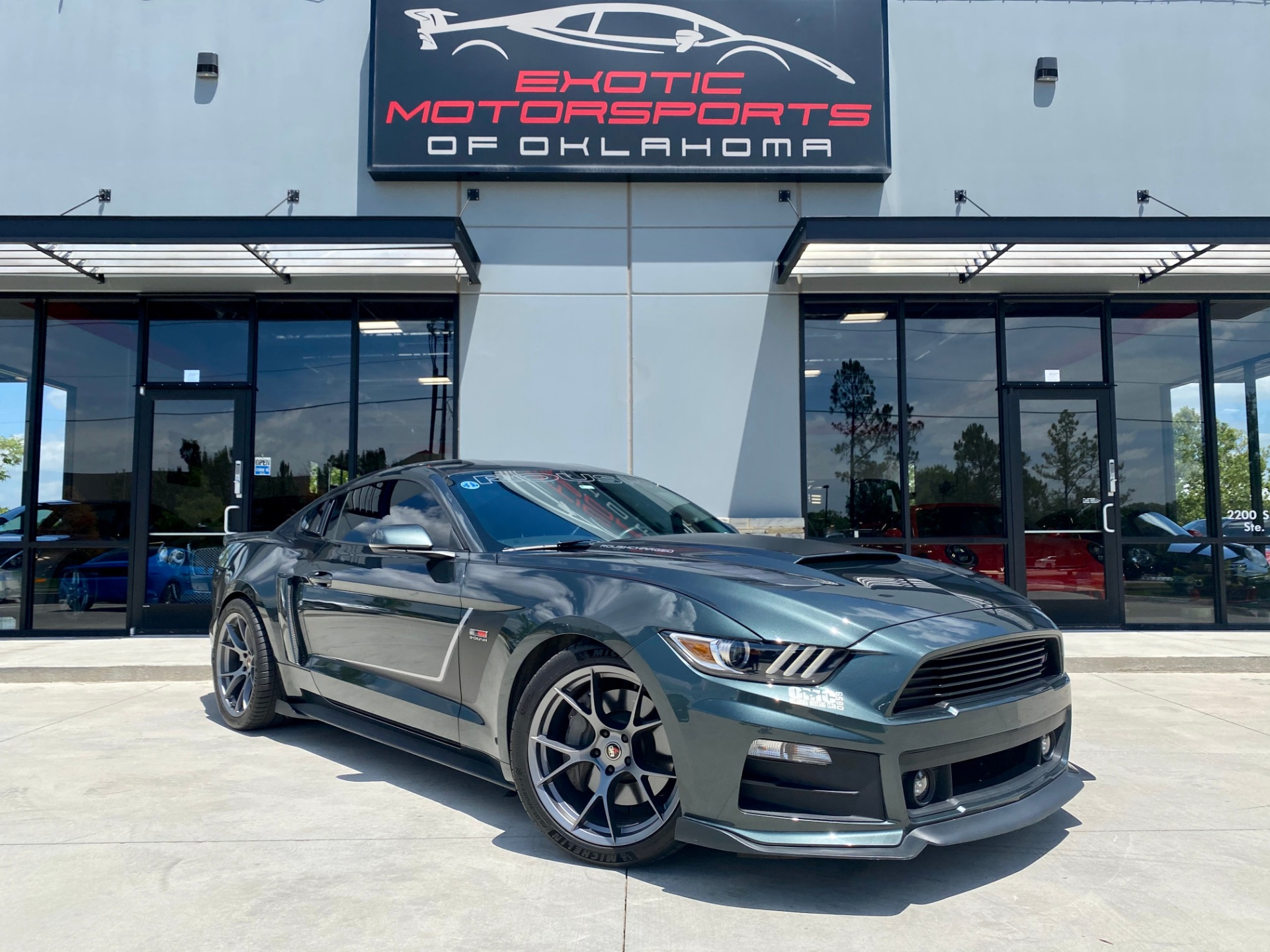 2015 Roush Mustang For Sale