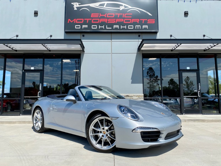 Used 2014 Porsche 911 Carrera for sale $68,495 at Exotic Motorsports of Oklahoma in Edmond OK