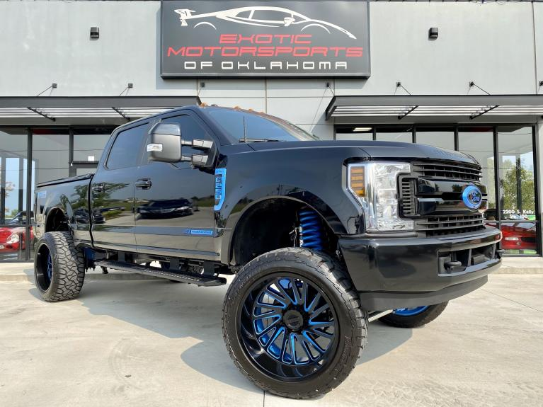 Used 2019 Ford F-250SD XLT for sale $59,495 at Exotic Motorsports of Oklahoma in Edmond OK