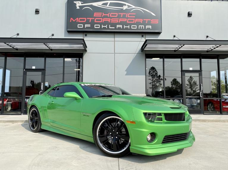 Used 2011 Chevrolet Camaro SS for sale $26,995 at Exotic Motorsports of Oklahoma in Edmond OK