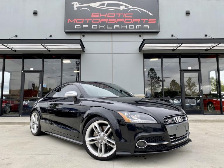 Used 2013 Audi TTS 2.0T Premium Plus for sale $23,995 at Exotic Motorsports of Oklahoma in Edmond OK