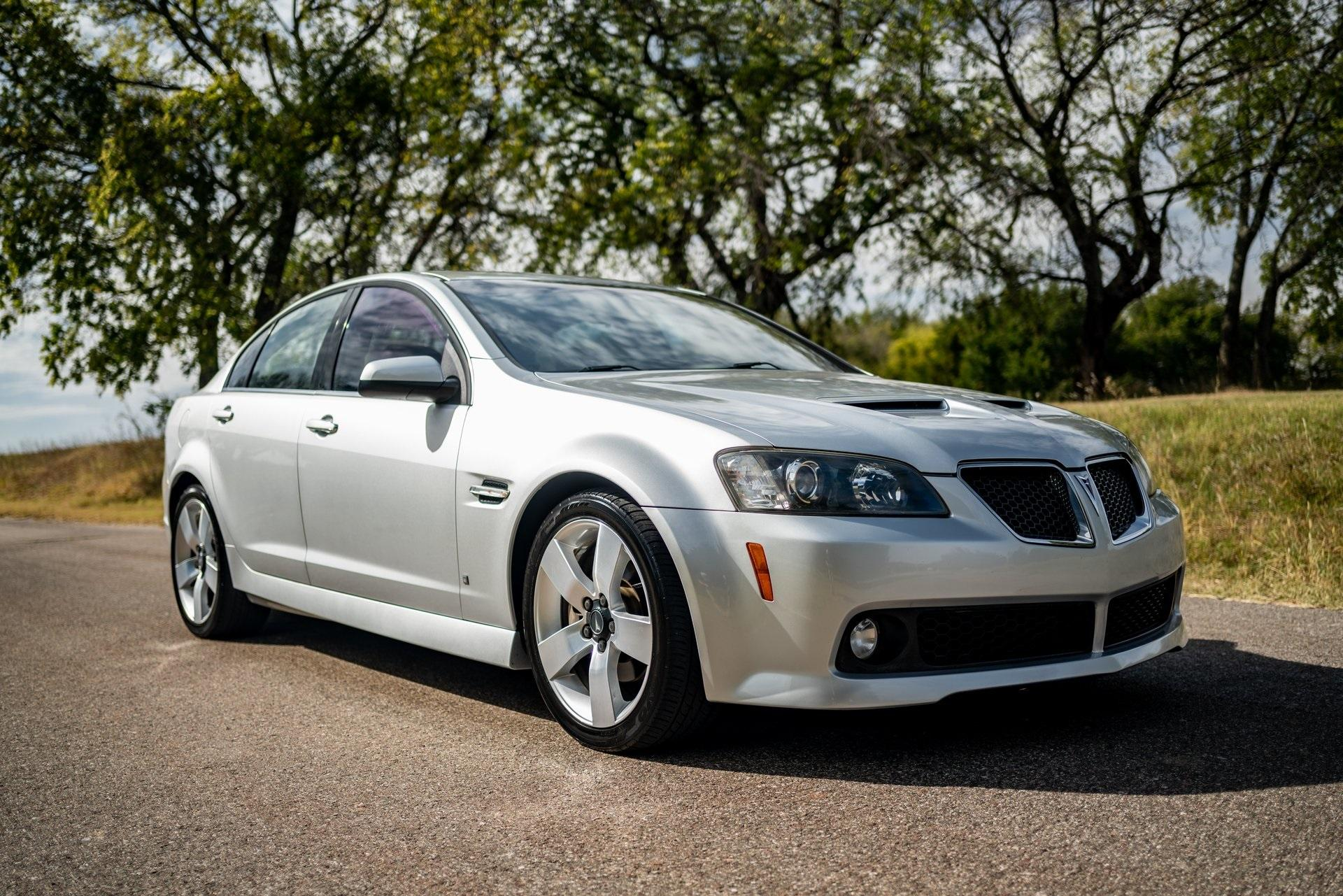 Used 2009 Pontiac G8 Gt For Sale Sold Exotic Motorsports Of Oklahoma Stock C475