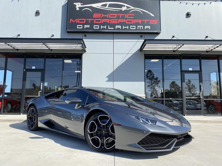Used 2016 Lamborghini Huracan for sale $199,995 at Exotic Motorsports of Oklahoma in Edmond OK