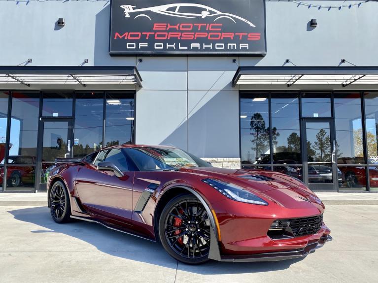 Used 2016 Chevrolet Corvette Z06 for sale $67,995 at Exotic Motorsports of Oklahoma in Edmond OK
