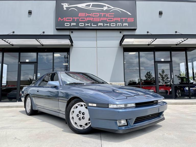 Used 1986 Toyota Supra Sport for sale $15,000 at Exotic Motorsports of Oklahoma in Edmond OK