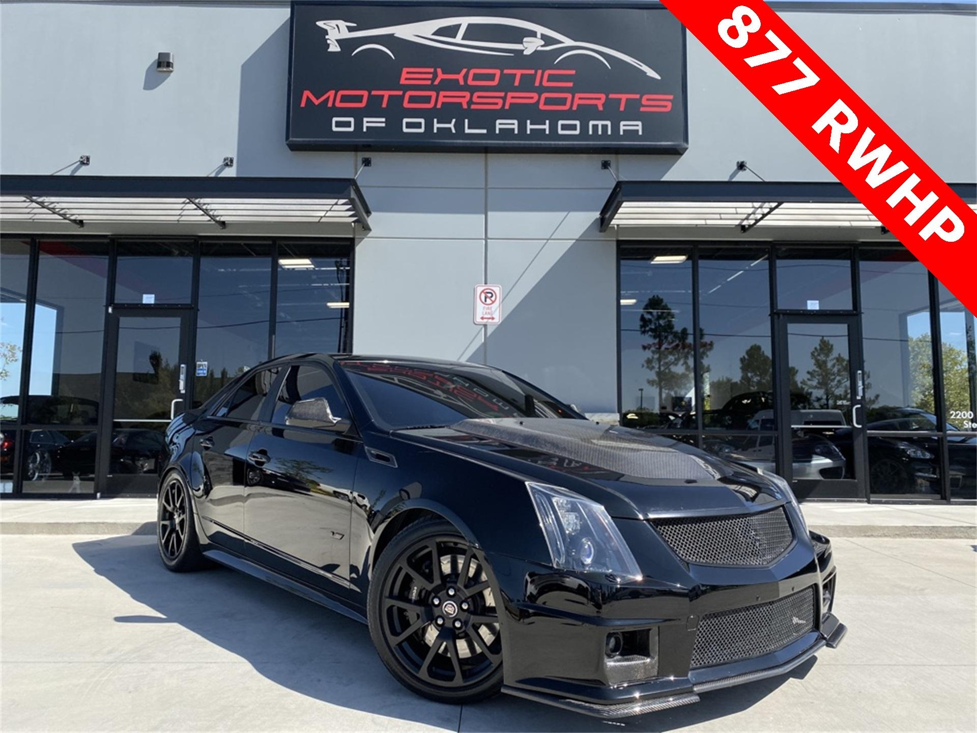Used 40 Cadillac CTS V Base For Sale Sold   Exotic Motorsports ...
