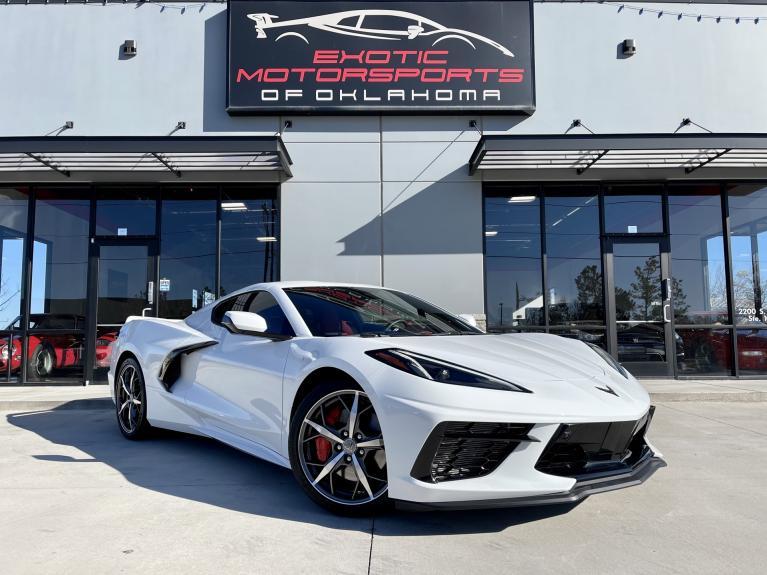 Used 2020 Chevrolet Corvette Stingray for sale $109,995 at Exotic Motorsports of Oklahoma in Edmond OK