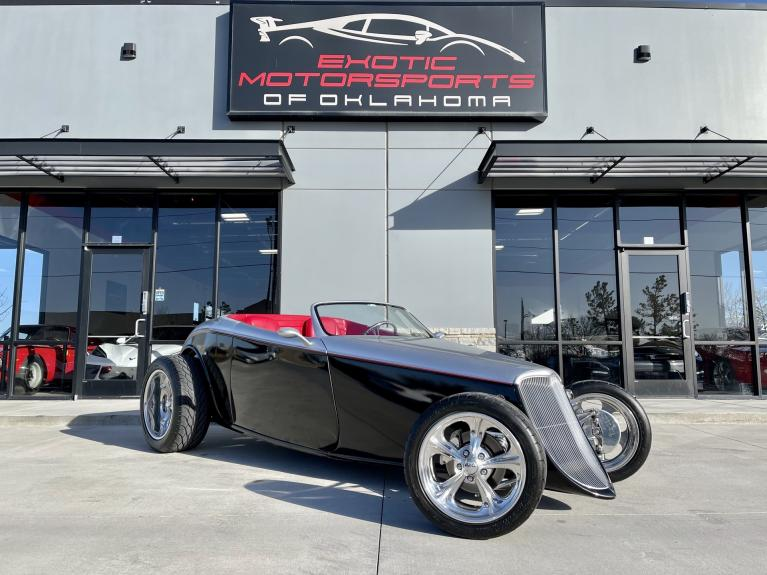 Used 2010 Factory Five Speedstar Roadster for sale $49,900 at Exotic Motorsports of Oklahoma in Edmond OK