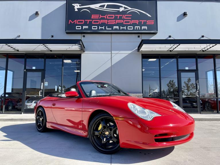 Used 2002 Porsche 911 Carrera for sale $14,250 at Exotic Motorsports of Oklahoma in Edmond OK