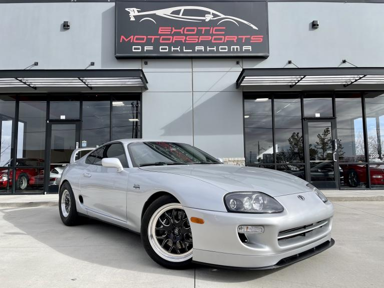 Used 1997 Toyota Supra for sale $115,000 at Exotic Motorsports of Oklahoma in Edmond OK