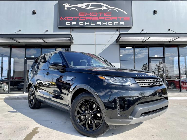 Used 2019 Land Rover Discovery SE for sale $35,995 at Exotic Motorsports of Oklahoma in Edmond OK