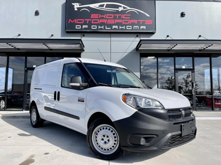 Used 2018 Ram ProMaster City Base for sale $19,395 at Exotic Motorsports of Oklahoma in Edmond OK