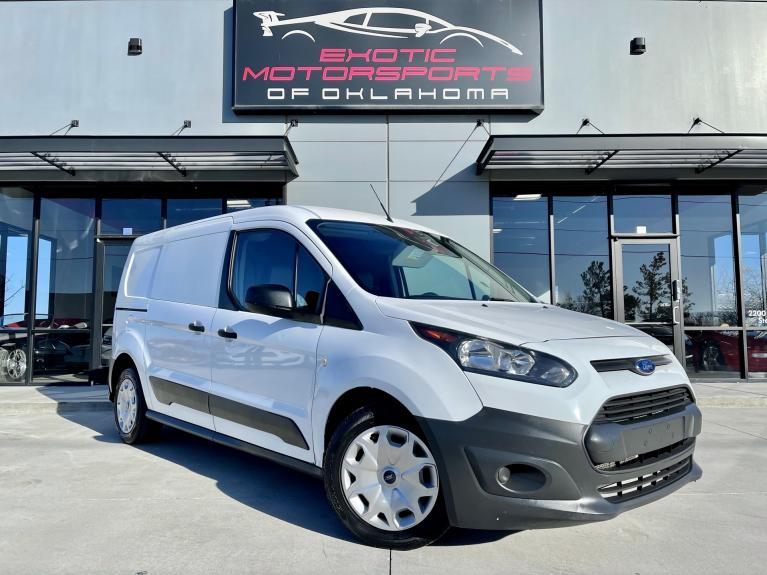 Used 2016 Ford Transit Connect XL for sale $15,495 at Exotic Motorsports of Oklahoma in Edmond OK