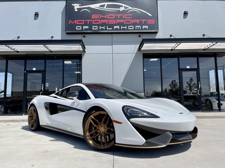 Used 2017 McLaren 570S   for sale $152,995 at Exotic Motorsports of Oklahoma in Edmond OK