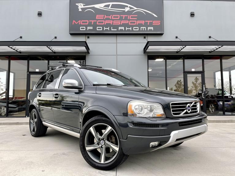 Used 2013 Volvo XC90 3.2 for sale $11,995 at Exotic Motorsports of Oklahoma in Edmond OK