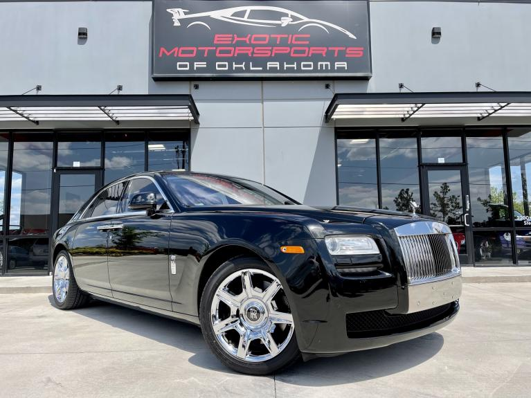 Used 2014 Rolls-Royce Ghost   for sale $132,995 at Exotic Motorsports of Oklahoma in Edmond OK