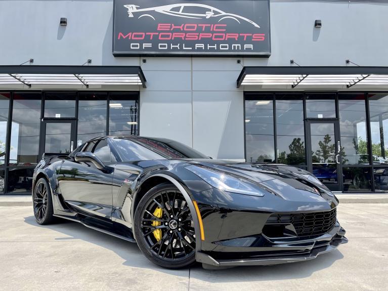 Used 2015 Chevrolet Corvette Z06 for sale $72,995 at Exotic Motorsports of Oklahoma in Edmond OK
