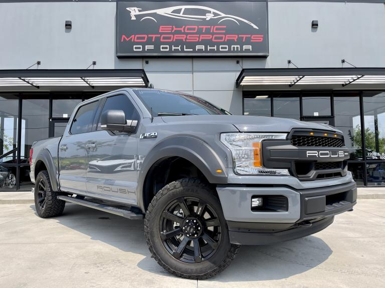 Used 2020 Ford F-150 XLT for sale $61,995 at Exotic Motorsports of Oklahoma in Edmond OK