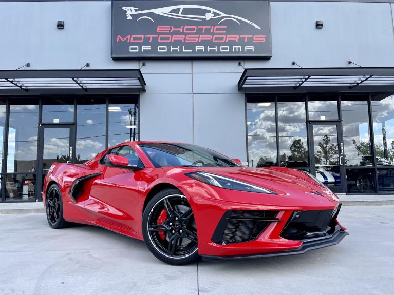 Used 2021 Chevrolet Corvette Stingray for sale $125,995 at Exotic Motorsports of Oklahoma in Edmond OK