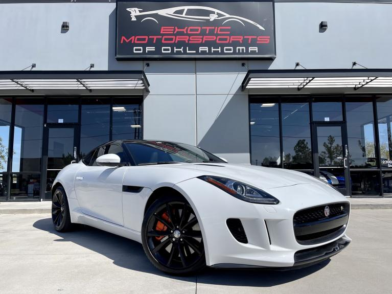Used 2015 Jaguar F-TYPE S for sale $40,995 at Exotic Motorsports of Oklahoma in Edmond OK