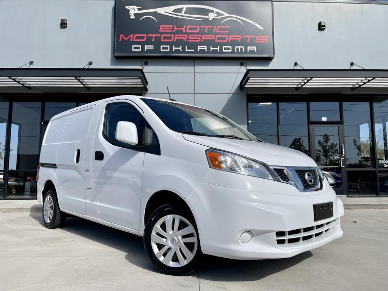 Used 2017 Nissan NV200 SV for sale $19,395 at Exotic Motorsports of Oklahoma in Edmond OK