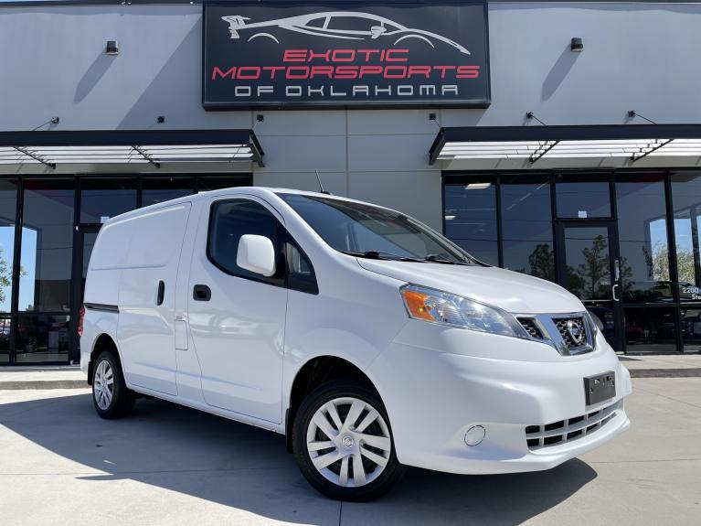 Used 2017 Nissan NV200 SV for sale $18,795 at Exotic Motorsports of Oklahoma in Edmond OK