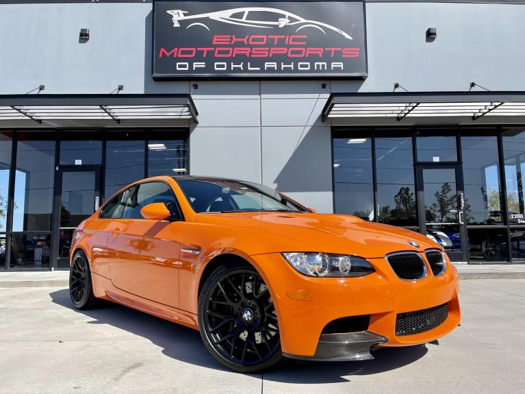 Used 2013 BMW M3 Lime Rock Edition for sale $119,995 at Exotic Motorsports of Oklahoma in Edmond OK