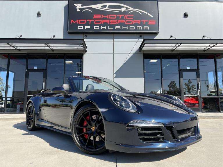 Used 2016 Porsche 911 Carrera GTS for sale $129,995 at Exotic Motorsports of Oklahoma in Edmond OK