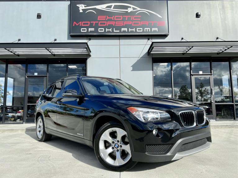 Used 2014 BMW X1 sDrive28i for sale $14,995 at Exotic Motorsports of Oklahoma in Edmond OK