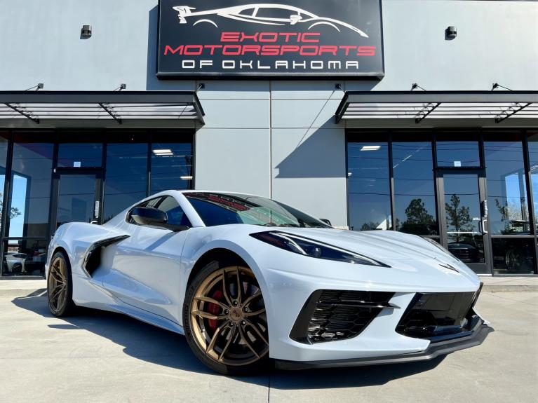 Used 2020 Chevrolet Corvette Stingray for sale $99,995 at Exotic Motorsports of Oklahoma in Edmond OK